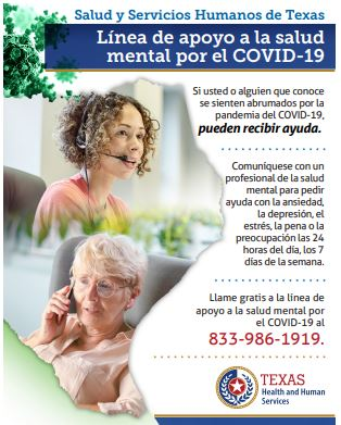 Mental Health COVID - Spanish