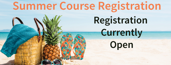 Summer Course Registration 2